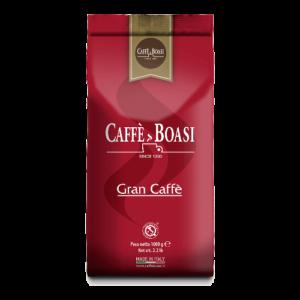 КОФЕ В ЗЕРНАХ BOASI «GRAN CAFFE» 1КГ. 75% АРАБИКА