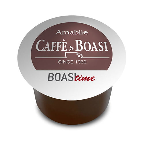 Капсулы для кофемашин BOASI Blue AMABILE